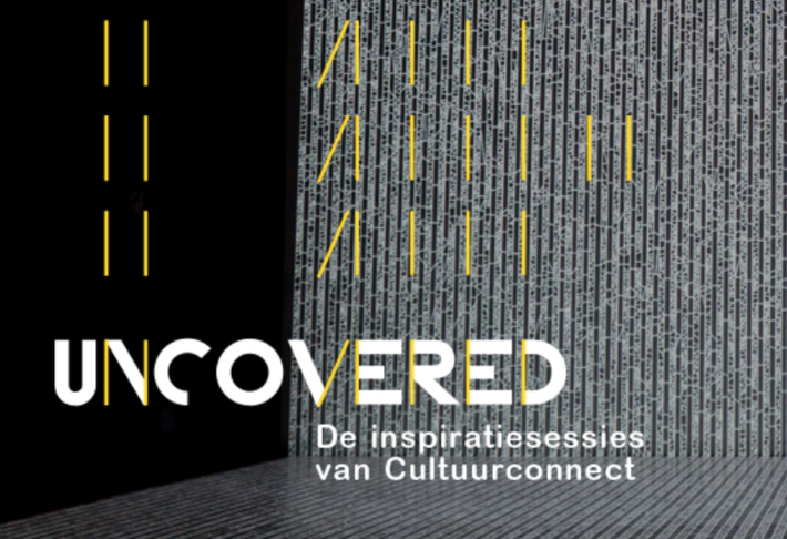 Uncovered de inspiratiesessies van cultuurconnect, digital arts uncovered, impact, denkdag over digitale technologie in podiumkunsten, 12 november 2017, ccha hasselt